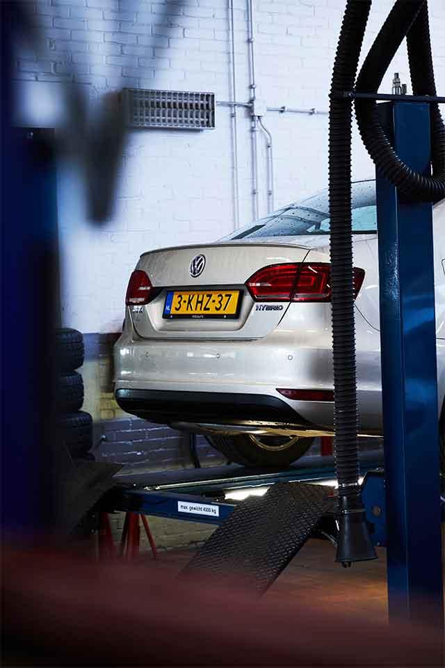 Autobedrijf Marcel van Dijk Werkplaats