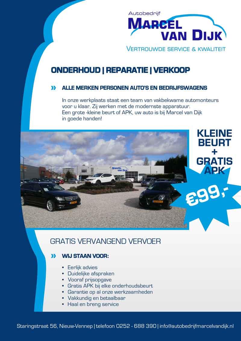 Autobedrijf Marcel van Dijk | Onderhoud | Reparatie | Verkoop